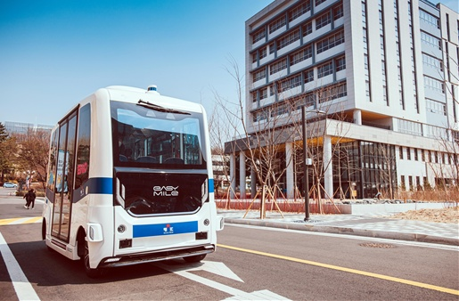 [PANGYO STARTUP] Spring Cloud, contributing to society with its self-driving cars