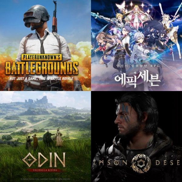 """[Pangyo Game & Contents] Grounds for """"3N"""" are shaking… Krafton·Smilegate·Kakaogames·Pearl Abyss(KSKP) are quickly catching up"""